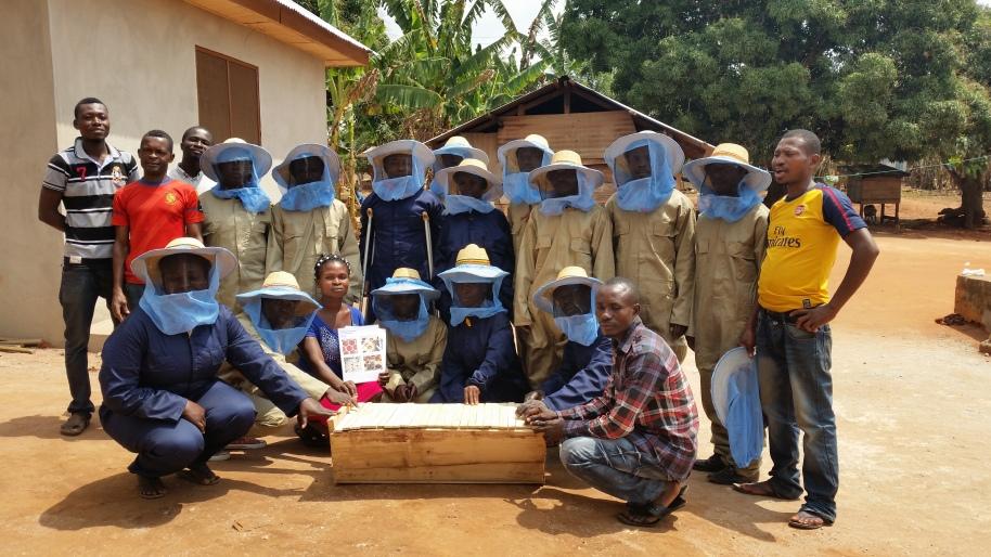 gruppo con hives